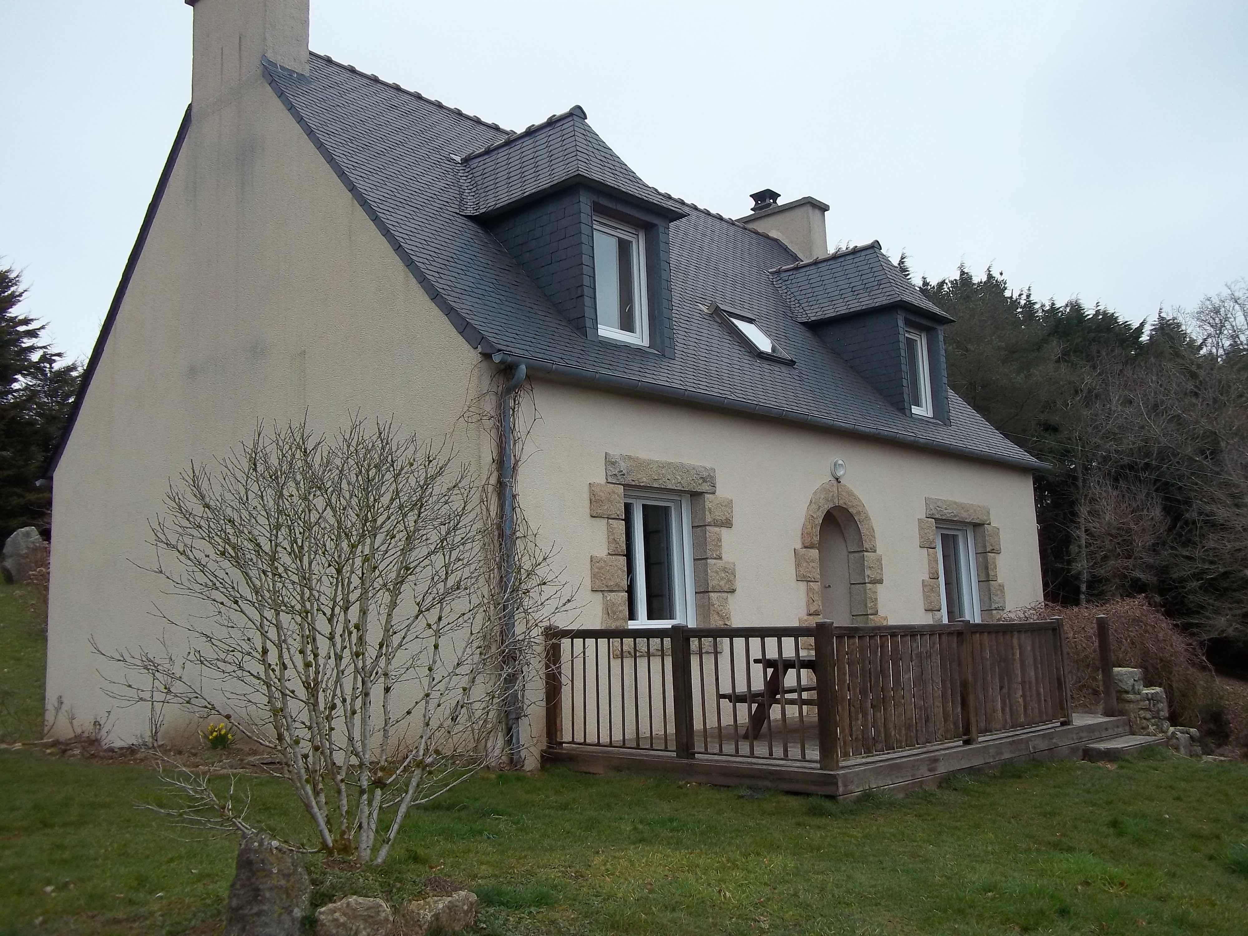 Brittany property for sale english speaking agents in - Renovation maison neo bretonne ...
