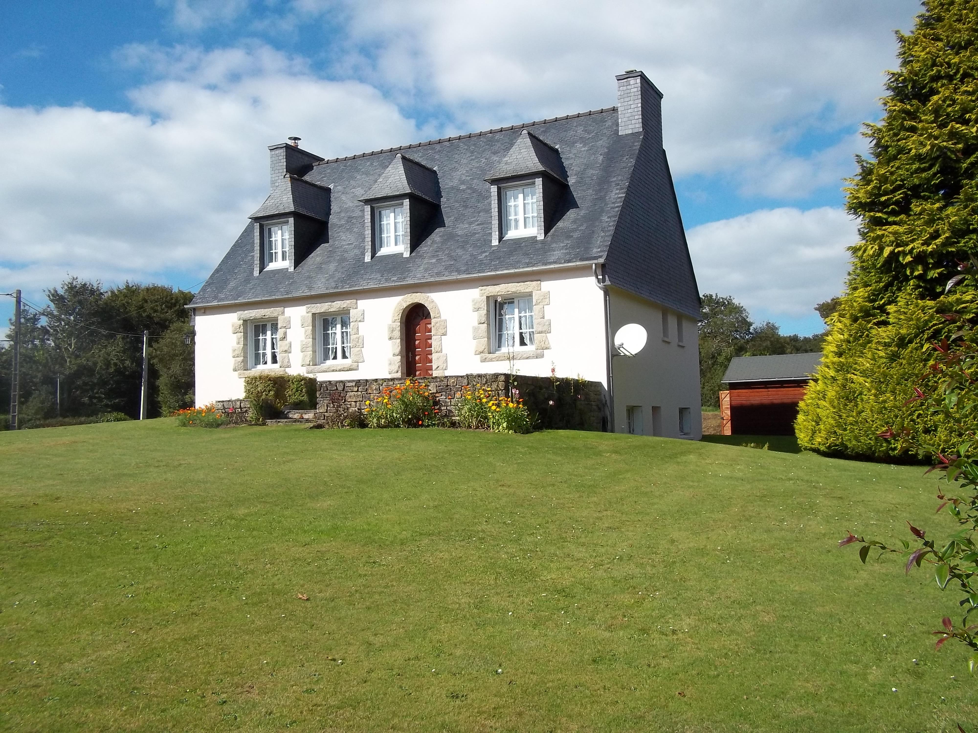Renovation maison neo bretonne house for sale in - Renovation maison neo bretonne ...